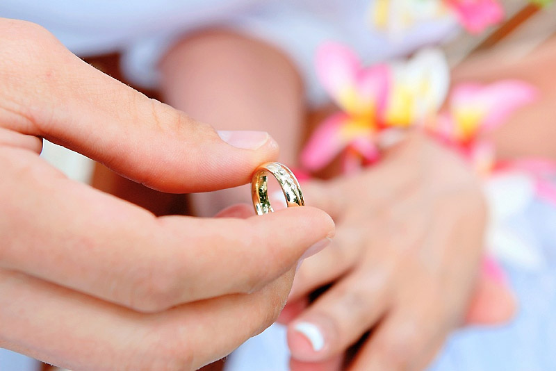hender og giftering